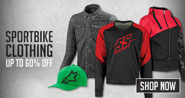 Shop Sportbike Clothing Now!