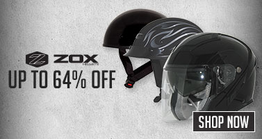 Shop Zox Helmets Now!