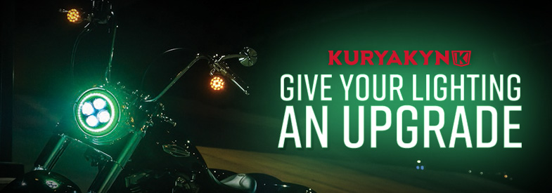Shop Kuryakyn Motorcycle Lights!