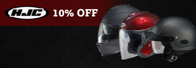 Shop HJC Helmets & Accessories