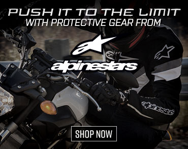 Brand Spotlight, Shop Alpinestars Now!