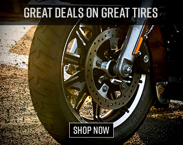 Shop Motorcycle Tires Now!