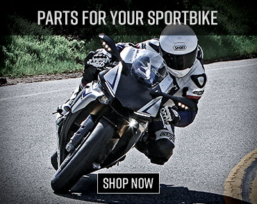 Shop Sportbike Parts & Accessories Now!