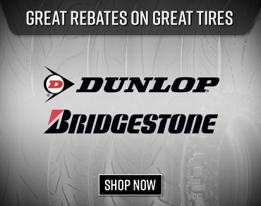 Great Motorcycle Tires Rebates, Shop Now!