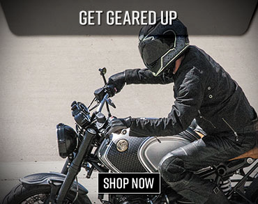 Shop Motorcycle Gear Now!