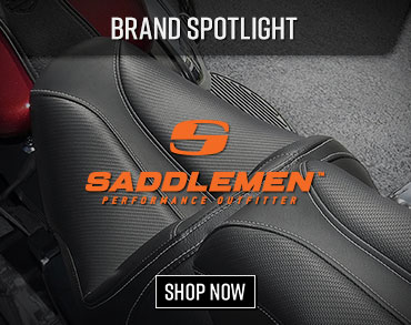Brand Spotlight, Shop Saddlemen Now!
