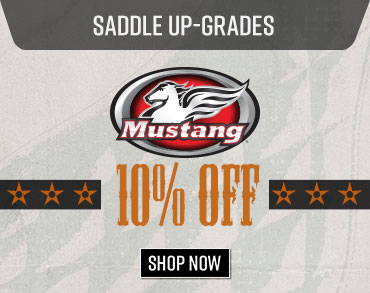 Saddle Up-Grade — Mustang