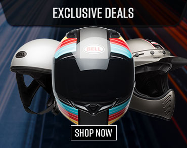 Bell Motorcycle Helmets Closeouts