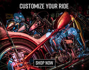 Upgrade your motorcycle's gas tanks, fenders, frames
