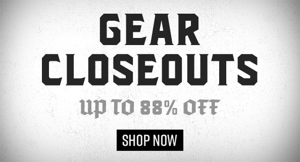 Motorcycle Gear Closeouts