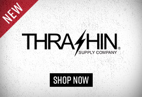 Thrashin Supply New