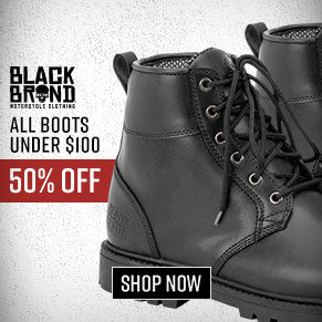 Black Brand Boots