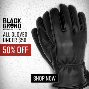 Black Brand Gloves