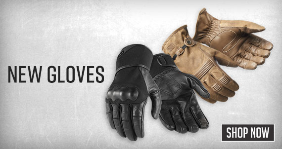 Shop New Gloves Now!