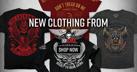 Shop New Clothing from Iron Reaper!