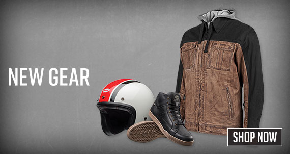 Shop New Motorcycle Gear