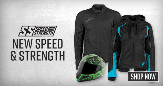 Shop New Speed & Strength
