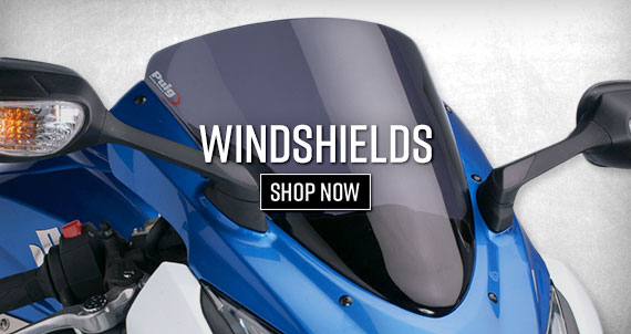 Shop Sportbike Windshields Now!