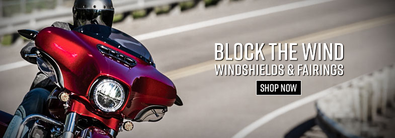 Shop Windshields and Fairing