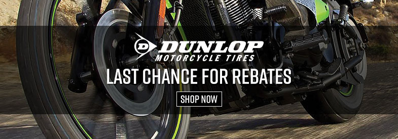Dunlop Rebates End Soon, Shop Now!