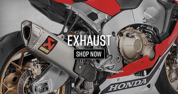 Shop Sportbike Exhaust Now!