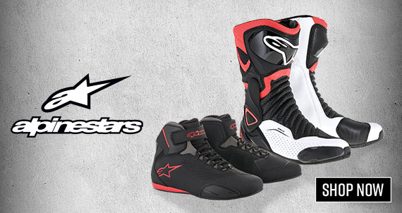 Shop Alpinestars Boots Now!