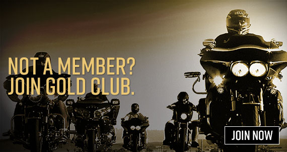 Not a Gold Club Member, Join Now!