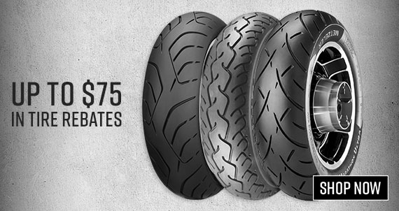 Great Rebates on Great Tires, Shop Now!