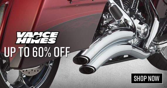 Shop Vance & Hines Closeouts up to 60% OFF