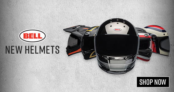 Shop New Bell Motorcycle Helmets