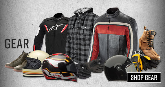 Shop Motorcycle Gear