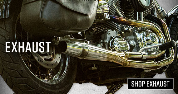 Shop Motorcycle Exhausts