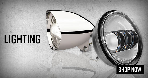 Shop Motorcycle Lighting!