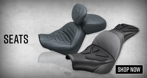 Shop Motorcycle Seats!