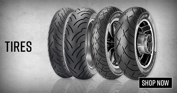 Shop Motorcycle Tires!