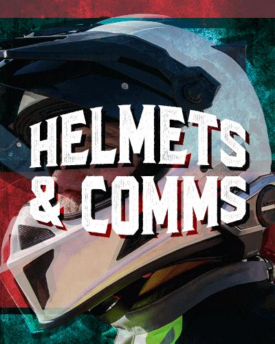 Helmets & Comms