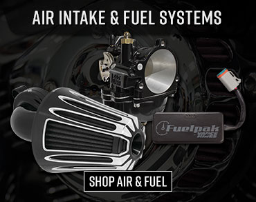 Motorcycle Air Intake & Fuel systems