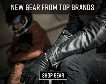 Motorcycle New Gear from Top Brands