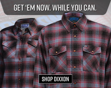 JPC 40th Anniversary Dixxon Flannel