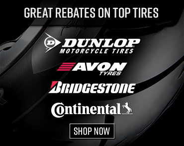 Great Rebates on Top Tires