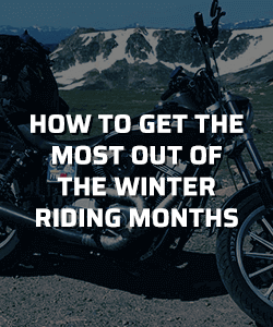 How to get the most out of the winter riding months