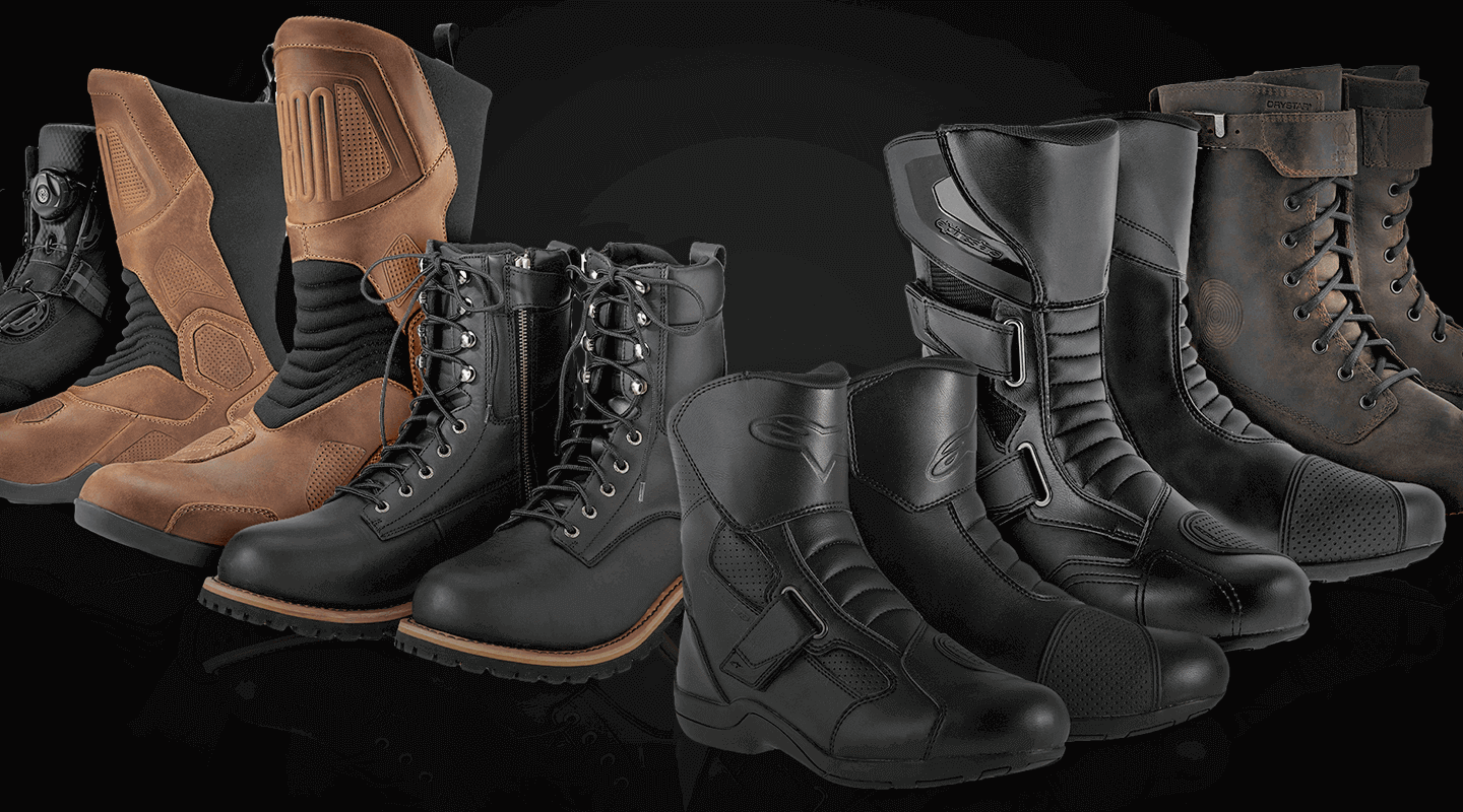 How to Choose Motorcycle Boots