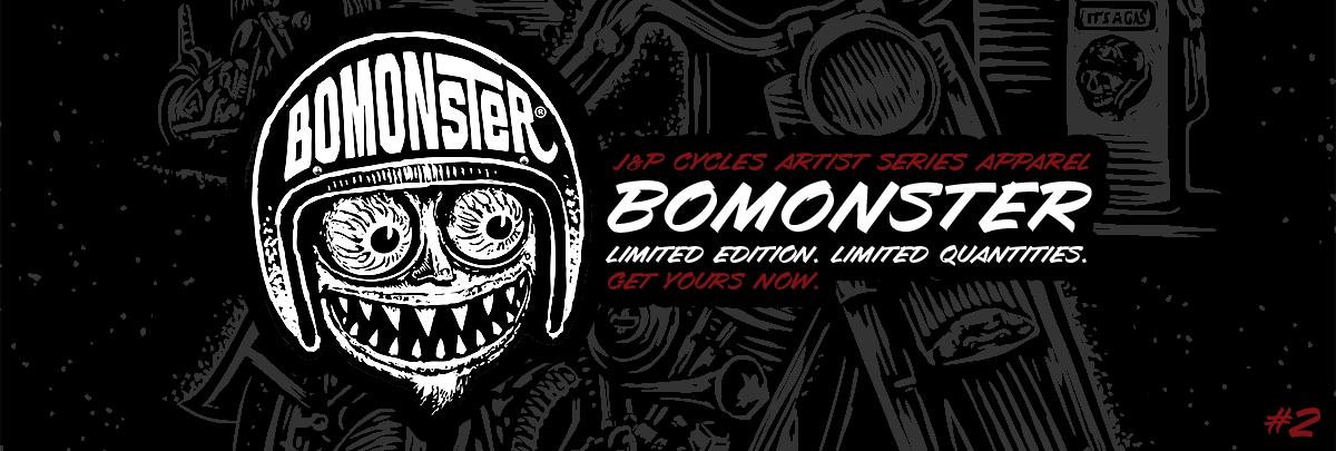 Bo Monster J&P Cycles Artist Series