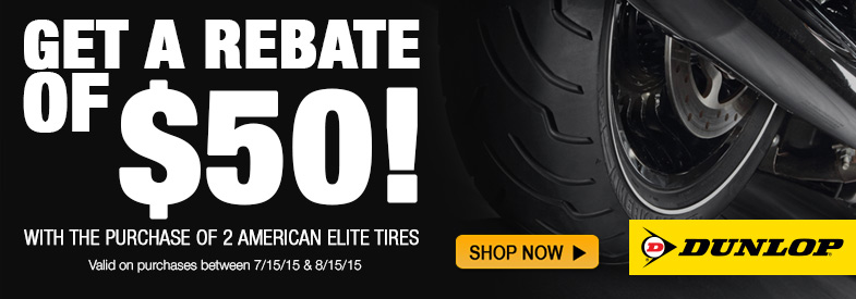 Shop Dunlop Rebate Products!