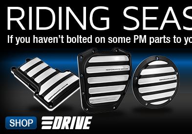 Shop PM Drive Covers