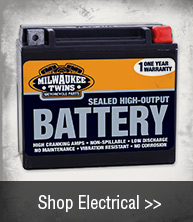 Motorcycle Electrical and Batteries