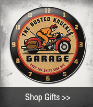 Motorcycle Gifts and Novelties
