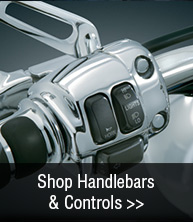 Motorcycle Handlebars and Controls