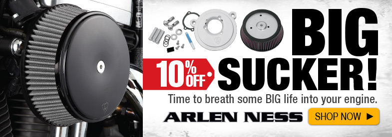 Shop Arlen Ness Air Filters
