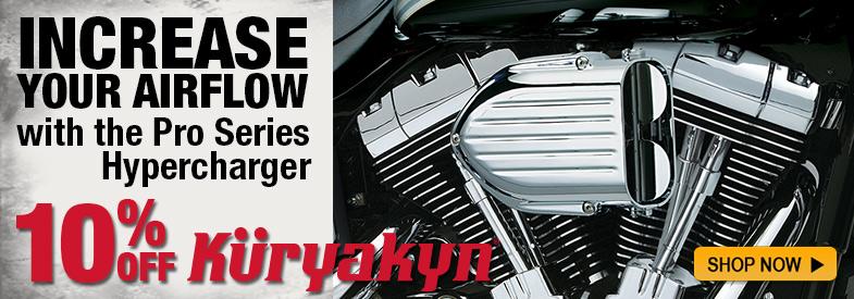 Kuryakyn Pro Series Hypercharger